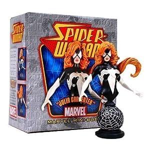 5120nuo07qL. SS300 Spider-Woman Julia Carpenter (Arachne) Mini Bust by Bowen Designs!