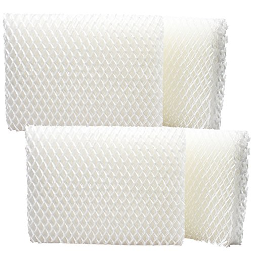 AIRCARE HDC12 Replacement Wicking Humidifier Filter, 4-Pack (Wicking Water Filter)