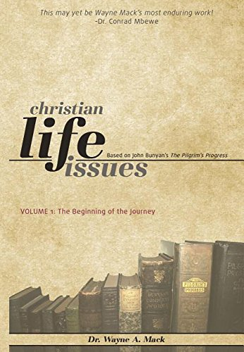 Christian Life Issues Beginning Journey product image