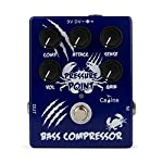 Caline CP-45 Pressure Point Bass Compressor Designed Specifically for Bass Register Response New 2018 from Caline