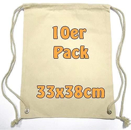 57cb6f4f0 Cottonbagjoe Pequeño Algodón mochila bolsa de tela bolsa de deporte bolsa  de deporte para niños Guardería Infantil Escolar Deporte de enseñanza para  pintar ...