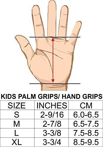 PUSH Athletic Gymnastics Youth Hand Grips
