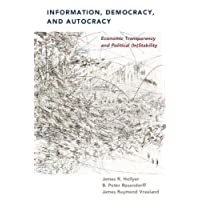 Information, Democracy and Autocracy: Economic Transparency and Political (In)Stability