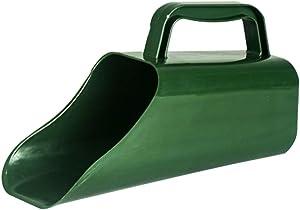 Garden Plastic Shovel,Multi-function Plastic Garden Soil Scoop Shovel Spoons Wear Resistant Digging Tool Multi Function Rush Potted Plant Tool