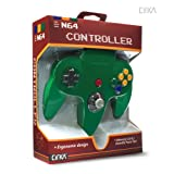 CirKa Controller for N64 (Green)