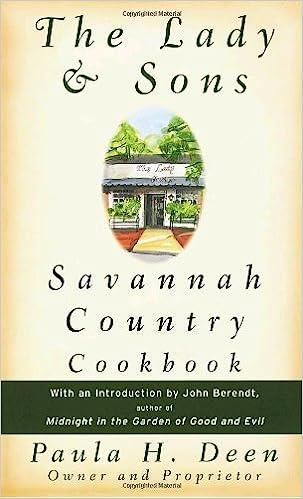 Savannah Cookbook, The