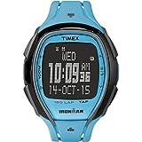 Timex TW5M00600 Ironman 150-Lap Full Size Sleek Blue Resin Strap Watch