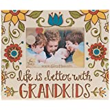 Glory Haus Life is Better with Grandkids Frame, 12 x 10-Inch