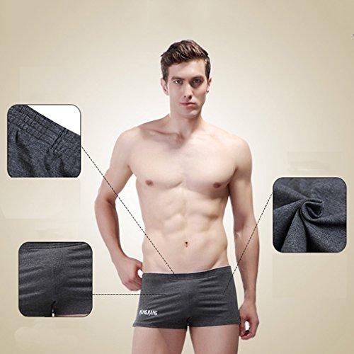 Interior Underpant Hombre Youth 3 Ropa Boys Trunks Tamaño Shorts Briefs Xl Algodón Color E Para Sports wS1xq5P