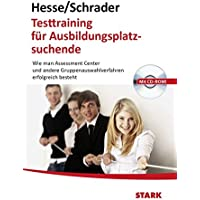 Hesse/Schrader: Testtraining für Ausbildungsplatzsuchende