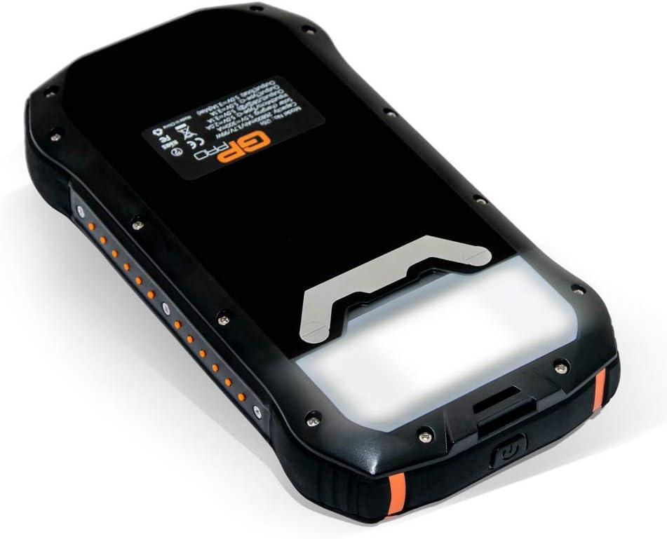 GP-PRO Powerbank Solar con 26800 mAh 3.1A Output ...