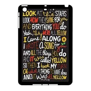 Pop Rock band Coldplay art pattern Hard Plastic phone Case Cover For Ipad Mini2 Case ZDI116283
