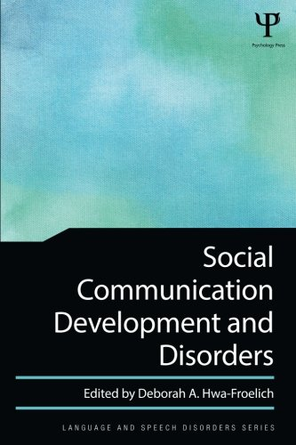 Social Communication Development and Disorders (Language and Speech Disorders)
