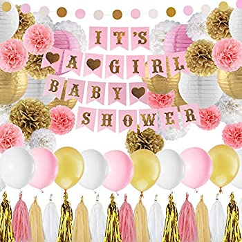 WarmHome Baby Shower Decorations Kits