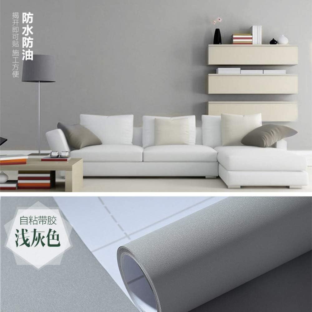 Papel pintado papel pintado impermeable gris empate mesa ...