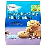 Weight Watchers Mini Oaty Choc Chip Cookies 5 x 19g
