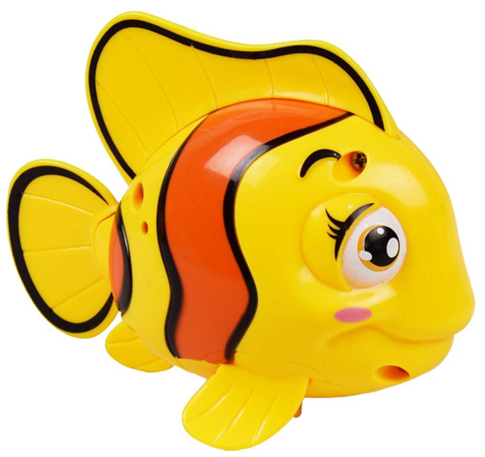 Black Temptation Kleinkind Badespielzeug Meerestiere Squirter Spielzeug für Baby Kind Junge Mädchen#371