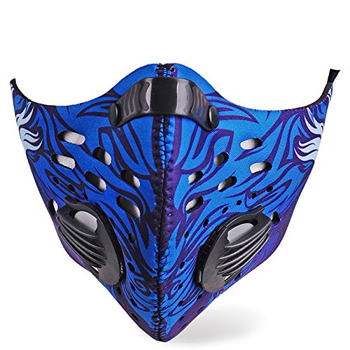 Face Mask Women Men Winter Face Mask Dustproof Windproof Hiking Skiing Mask Sports MTB Riding Bike Bicycle Cycling Face Mask Eagle For Show-gangnumsky