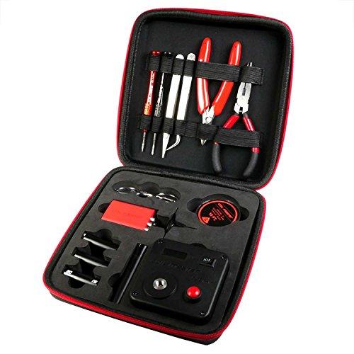 75 opinioni per Coil Master, DIYV3,kit di attrezzi, con dima (V4), tester MINI Tab, pinzette,