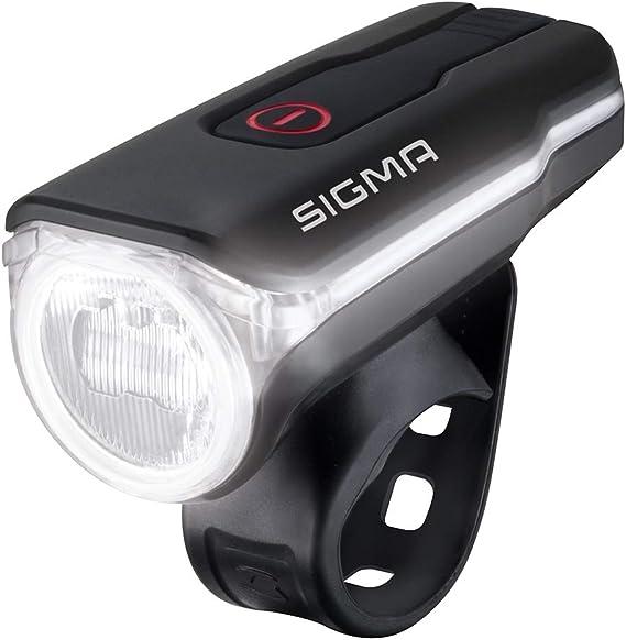Sigma Sport Aura 60 Set de Luz Delantera y Trasera, Unisex Adulto ...