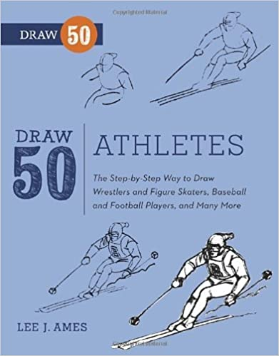 Téléchargez des livres en ligne gratuitement yahoo Draw 50 Athletes: The Step-by-Step Way to Draw Wrestlers and Figure Skaters, Baseball and Football Players, and Many More... by Lee J. Ames (2012-05-08) en français PDF by Lee J. Ames