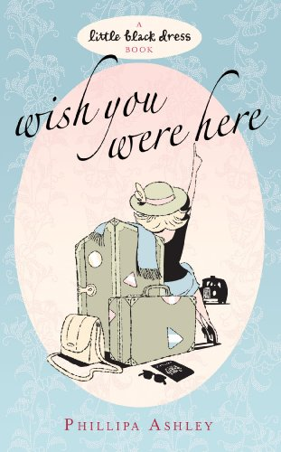 book cover of Wish You Were Here