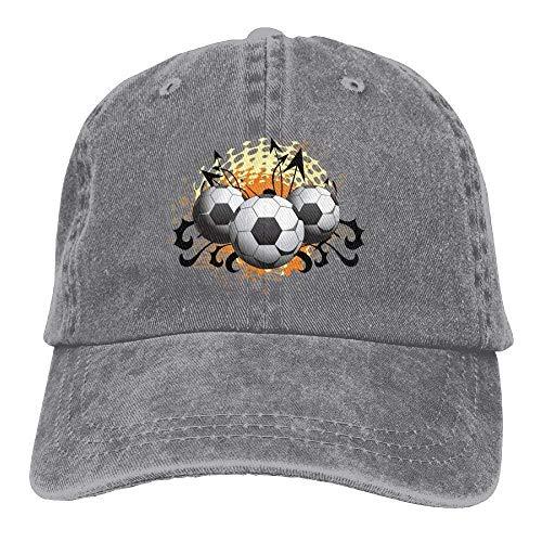 ccer Unisex Baseball Caps Denim Hats Cowboy Outdoor ()