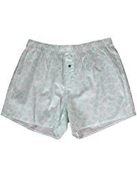 Underwear Boxers White Small
