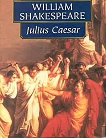 a literary analysis of the tragedy of julius caesar by william shakespeare This volume offers a practical, accessible and thought-provoking guide to this roman tragedy, surveying its major themes and critical reception it also provides a detailed and up-to-date history of the play's performance, beginning with its earliest known staging in 1599, including an analysis of the 2013 film caesar must die.