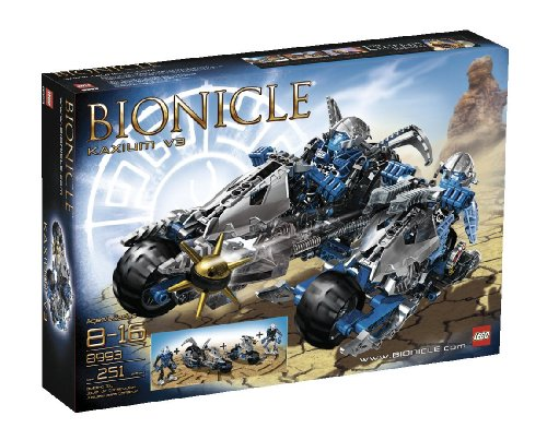 (LEGO Bionicle Kaxium (8993))