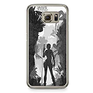 Loud Universe Lara Croft Jungle Adventure Samsung S6 Case Tomb Raider Adventure Samsung S6 Cover with Transparent Edges