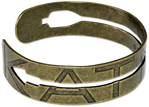 "NECA The Hunger Games: Catching Fire ""Cutout Arrow"" Metal Cuff"