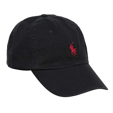 99fdc0b4867a7 Polo Ralph Lauren Signature Pony Cap with Leather Buckle Strap for ...