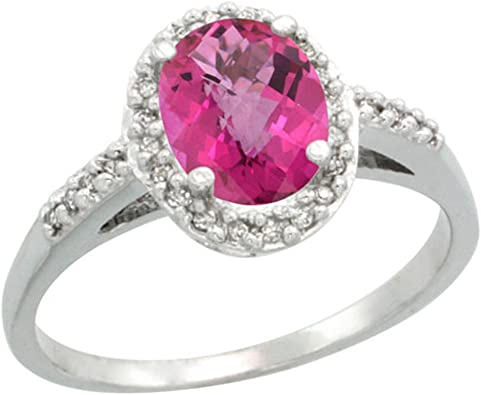 Details about  /Rare Pink Sapphire Sterling Silver Flower Engagement Women/'s Ring US 4 to 15