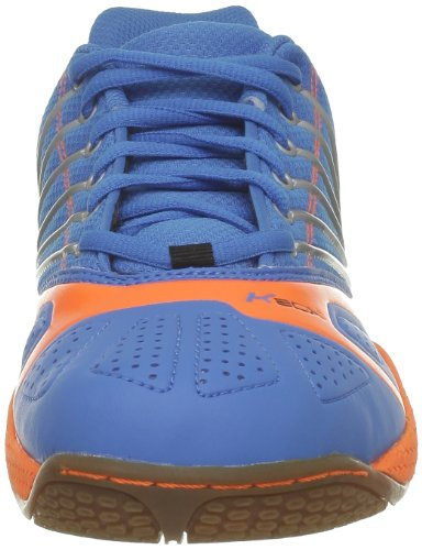 Thunderstorm Bleu Kempa Kempa Noir Unisex Adults' Shoes Bleu Handball Orange qPTEg