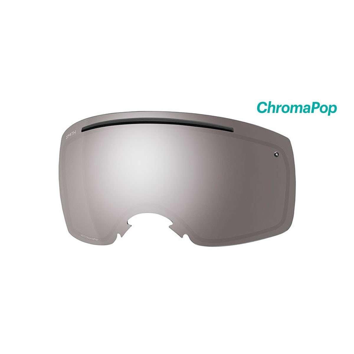 6fd99ec2fa8 Amazon.com  Smith I O7 Replacement Lens- ChromaPop I O7   Everyday Green  Mirror 23% VLT  Sports   Outdoors
