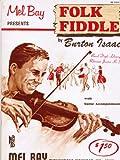 Folk Fiddle, Burton Isaac, 1562223682