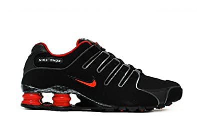best loved 06517 407ba Nike Mens - Shox NZ EU - 325201060 - BlackRedGrey - Size