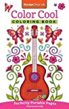 Color Cool Coloring Book: Perfectly Portable Pages (On-the-Go! Coloring Book) (Design Originals)