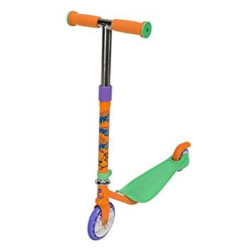 Amazon.com: zycom Mini Scooter, Animal Friends con la luz ...