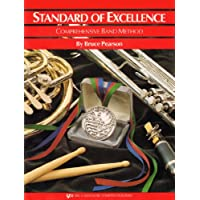 W21PR - Standard of Excellence: Book 1 - Drums & Mallet Percussion (Standard of Excellence Comprehensive Band Method)