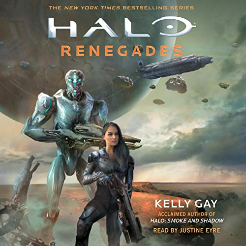 Pdf Science Fiction HALO: Renegades