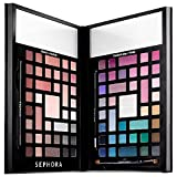 Sephora Color Wonderland ~ Neutral & Vivid Eyeshadow Palette
