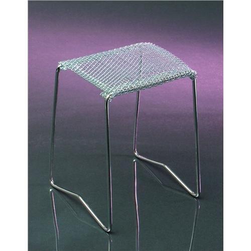 United Scientific Supplies ABSP05 Burner Stand, 5'' Height, Steel/Zinc Plated by United Scientific Supplies