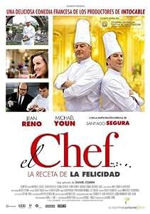 El Chef: La Receta De La Felicidad [DVD]