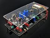 Nobsound Hifi 6N3+6Z4 tube valve Pre-AMP Class A Audio Stereo preamplifier include transformer Acrylic sheet Nobsound
