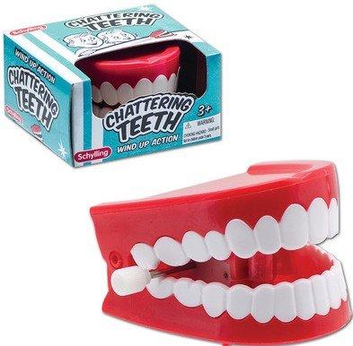 Schylling Chattering Teeth W/U WUCTB