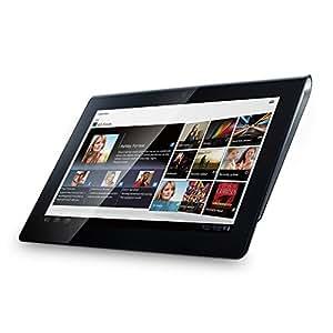 Sony SGPT114DE 23,8 cm (9,4 pulgadas) Tablet S 3G (NVIDIA Tegra2, 1GHz, 1GB de RAM, memoria flash de 16GB, WiFi, UMTS, Android 3.1) negro / plata (importado)