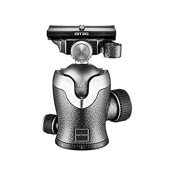 Gitzo GH3382QD Series 3 Center Ball Head Black
