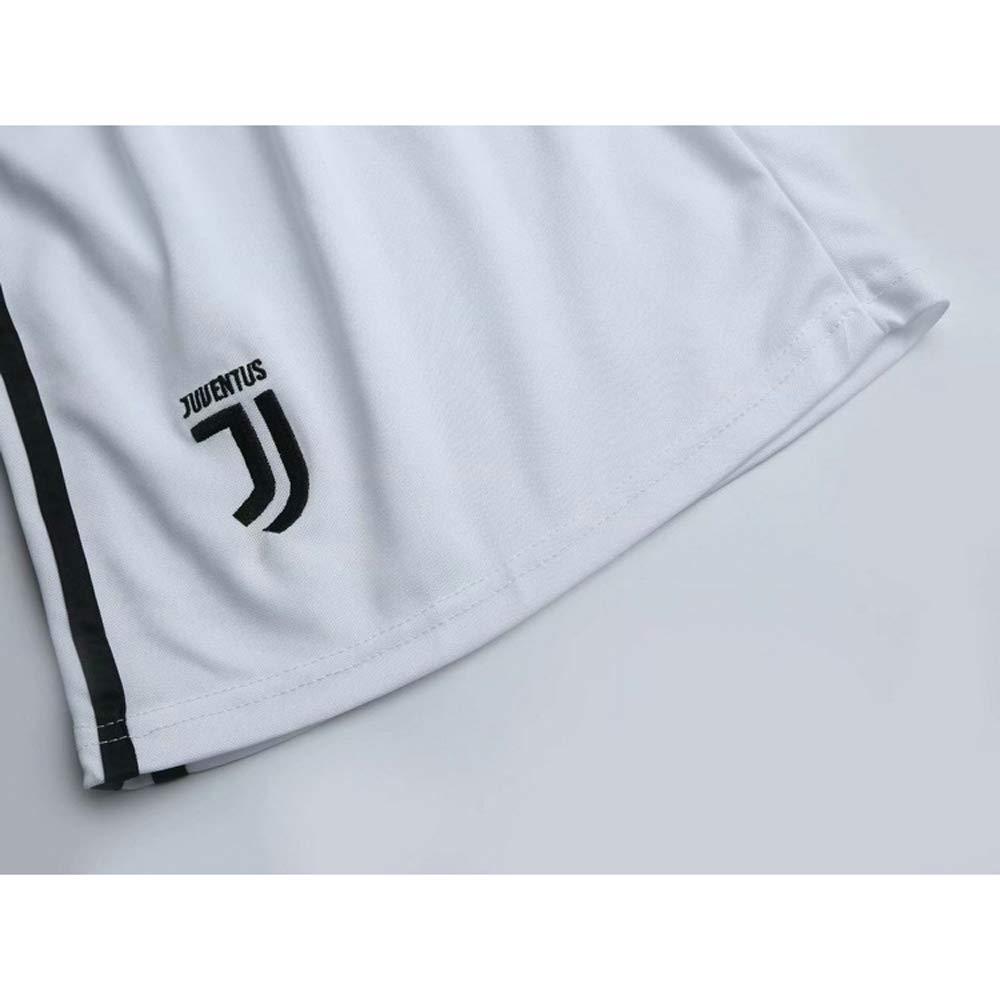 Abbigliamento Sportivo da Calcio Ronaldo N Divisa da Calcio per Bambini 7 C MalataMall T-Shirt da Calcio Maglia del Real Madrid